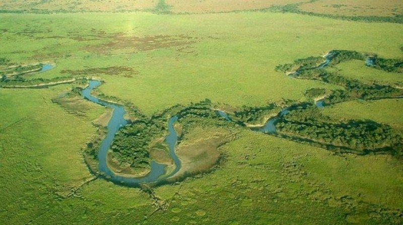 El Impenetrable tiene 1 millón de hectáreas y el Parque Nacional 150.000.