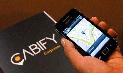 Cabify, la competencia de Uber, llega a Uruguay