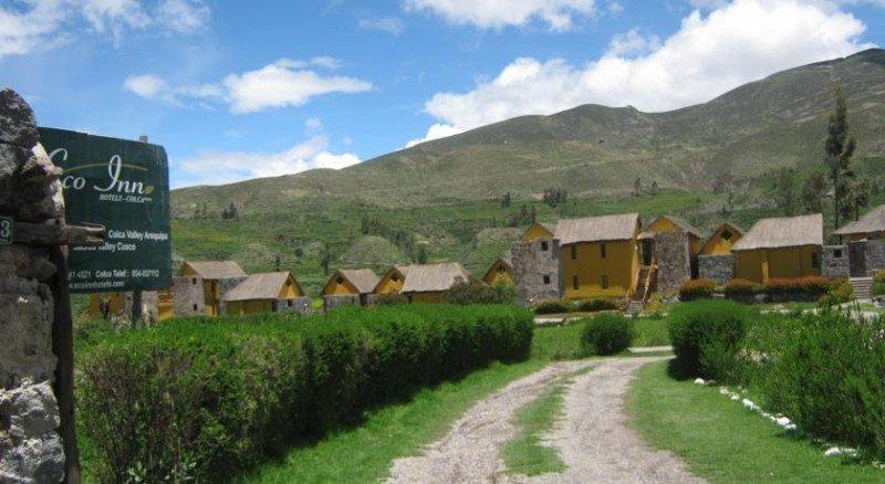 El turista estadounidense fallecido estaba en el Hotel Colca Eco Inn, destruido por el terremoto.
