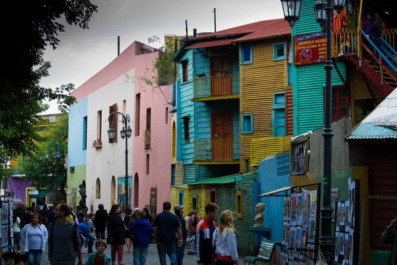 La devolución del IVA es la apuesta para ganar turismo extranjero. (Foto: Cristian Ariel Pereda)