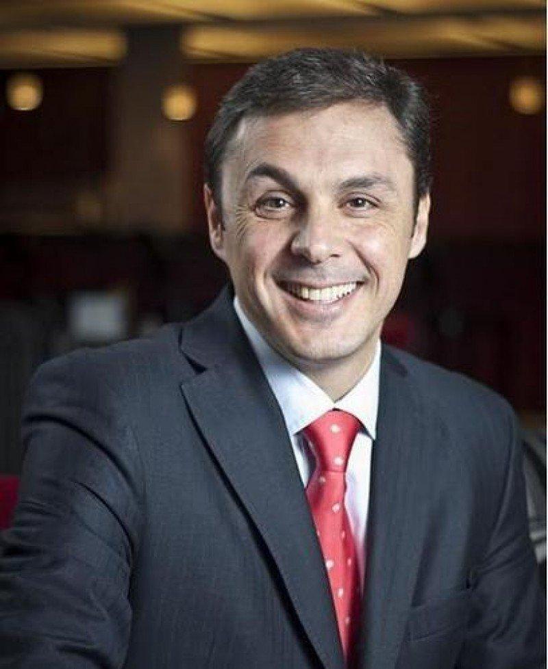 Walter Paulovich nuevo director comercial del Hotel Savoy de Buenos Aires
