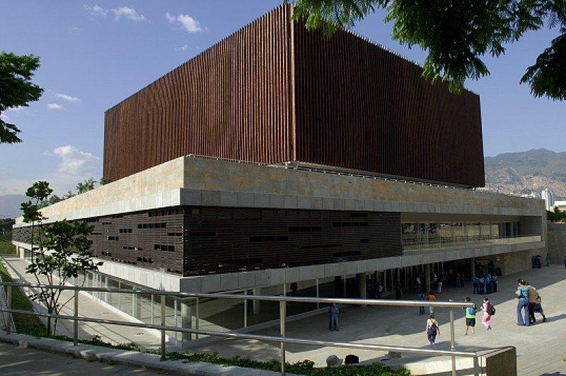 Centro de Convenciones Plaza Mayor, en Medellín.