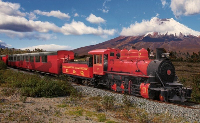 Sudamérica es representada por Tren Ecuador en el Premio Mundial de Turismo Responsable 2016.