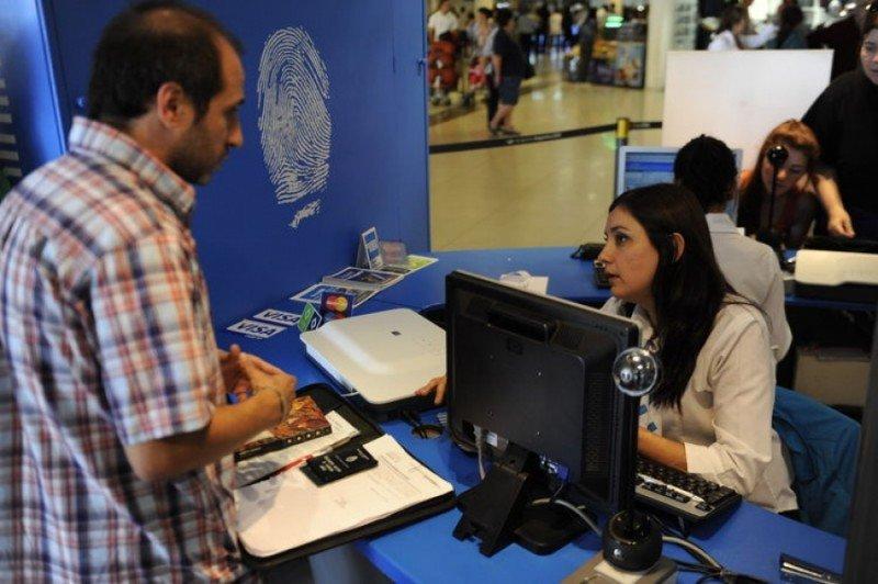 Cambios en las tasas migratorias de Argentina