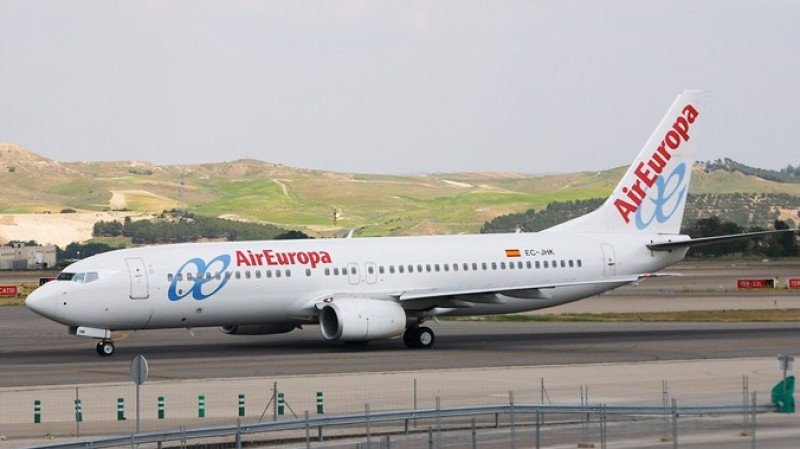 Air Europa abre local comercial en Asunción y lanza ruta Córdoba-Madrid