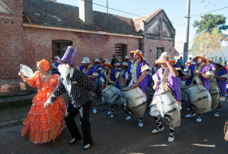 La inclusión del Anglo en la lista patrimonial de Unesco fue celebrada en Fray Bentos el año pasado.
