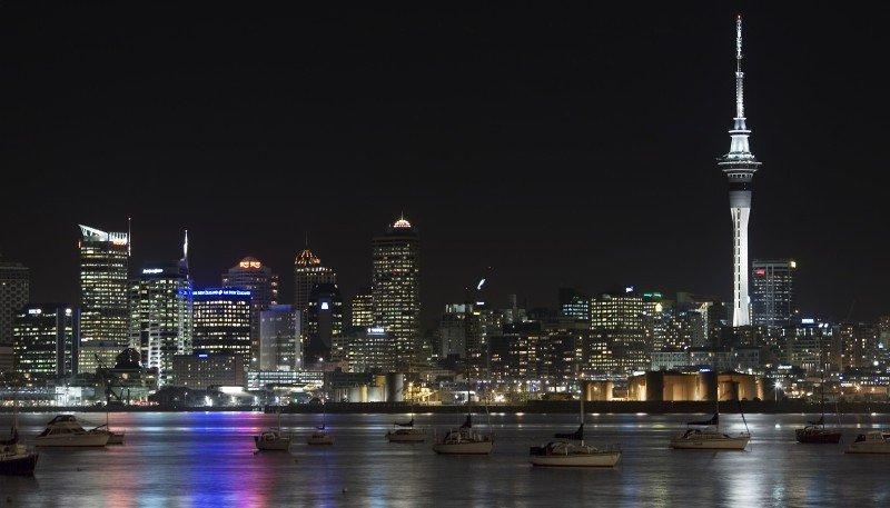 Auckland tiene vuelos tres veces por semana hacia Buenos Aires.