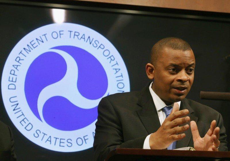 Anthony Foxx, secretario de Transporte de EEUU.