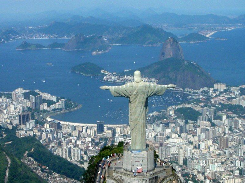 Brasil proyecta crecer un 33% en turismo internacional para 2020