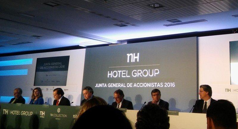 HNA impugna la separación de sus consejeros acordada por la junta de NH