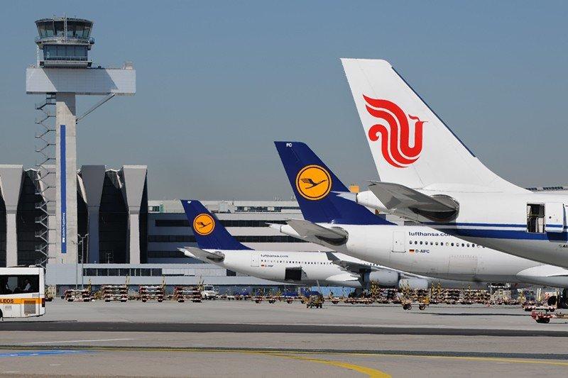 Lufthansa y Air China crearán otro gigante aéreo