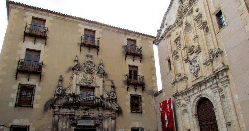 El Seminario Conciliar de Cuenca se convierte en hospedería