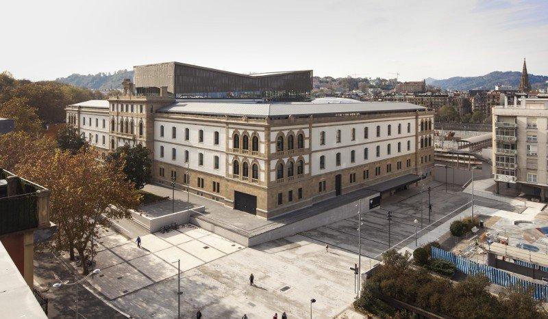 El proyecto de hotel-residencia de Tabakalera sigue adelante