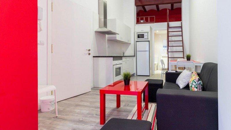 Todos los alojamientos son tipo loft y ofrecen servicios adicionales, como transfers al aeropuerto o una guía online de la zona, entre otros.