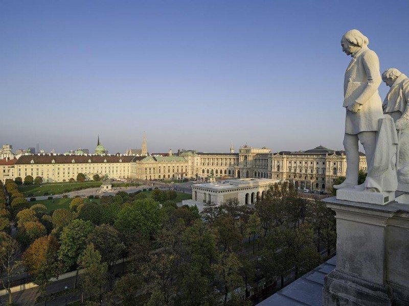 Los mercados emisores más importantes para Viena son Alemania, Austria y Estados Unidos. Foto: Oficina de Turismo de Viena. Christian Stemper.
