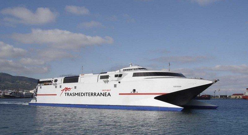Las navieras reducirán los viajes en el Estrecho desde la próxima semana