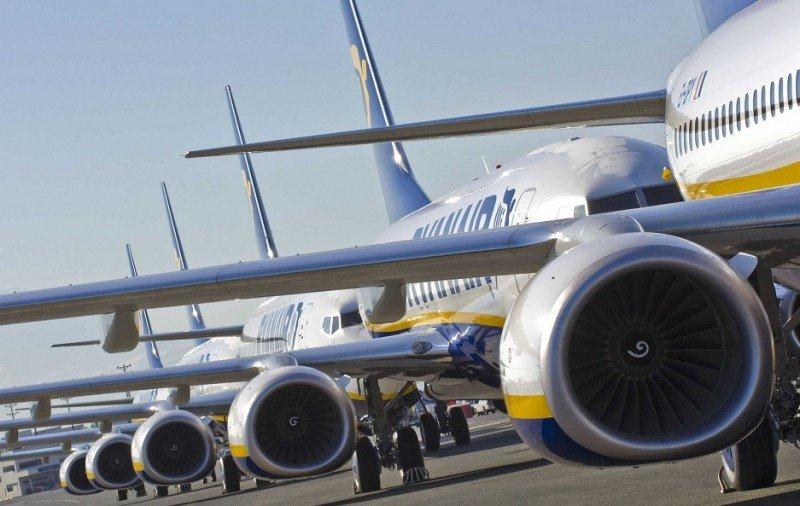 Ryanair no programara sus nuevos aviones en Rerino Unido hasta saber coimo quedarán las negociaciones con la UE.