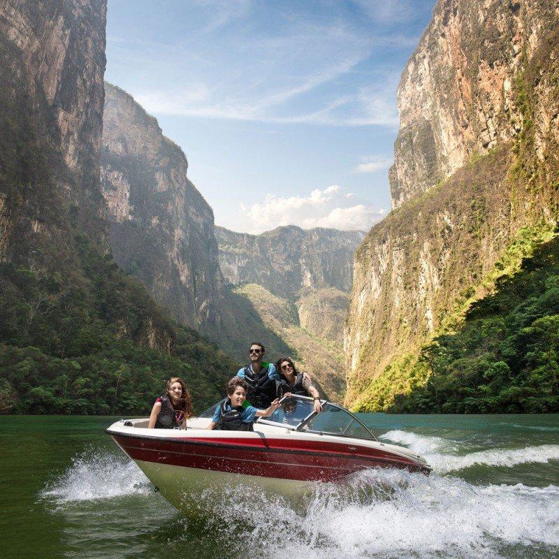 Webinar: Explora México V, aventura en México