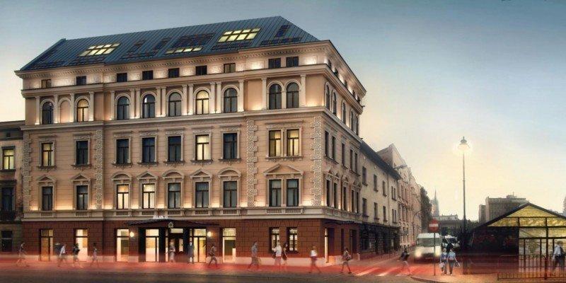 Hotel Indigo® Krakow.