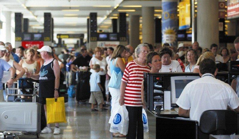 Los aeropuertos con récord histórico en agosto de pasajeros internacionales
