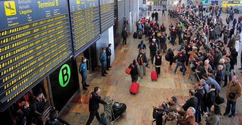 Barcelona El Prat, el aeropuerto europeo de mayor crecimiento en julio