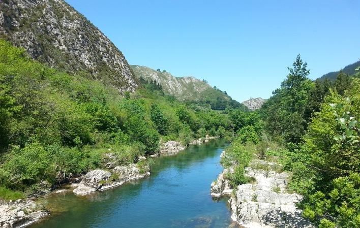 El sector turístico representa el 10% del PIB de Asturias.
