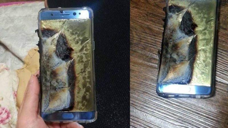 Se extiende a Europa la advertencia sobre incendio del Samsung Note 7