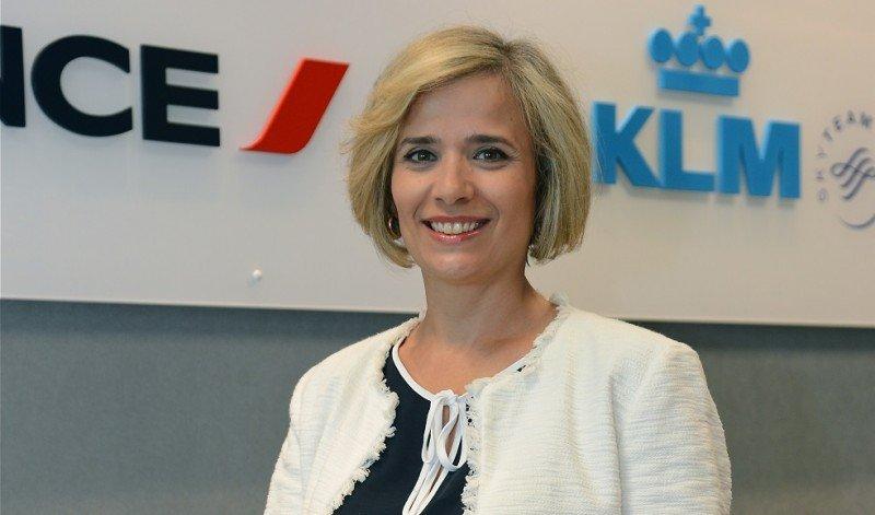 Air France KLM, con nueva directora de Marketing para España y Portugal (Foto: Manuel Charlón).
