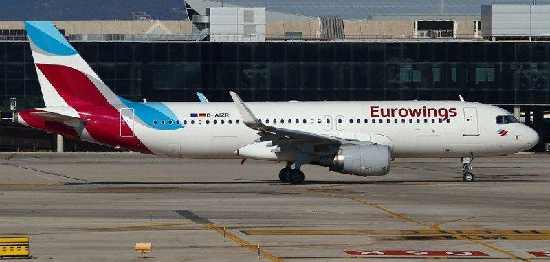 Eurowings abrirá en Palma su primera base operativa en España (foto: Bernd Weber/ Planespotters.net).