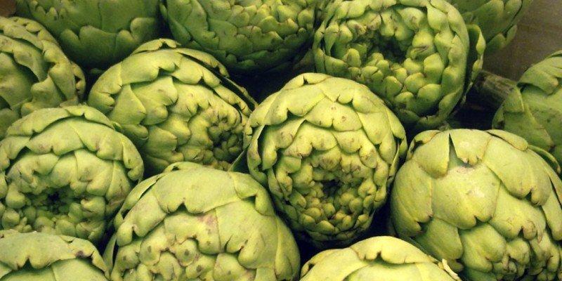 Los productos 360, como la alcachofa, son sostenibles, de Km0, frescos y favorecen la diversidad de cultivos.