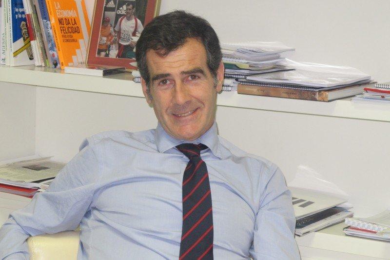 Carlos Chaguaceda, director general de Turismo de la Comunidad de Madrid.