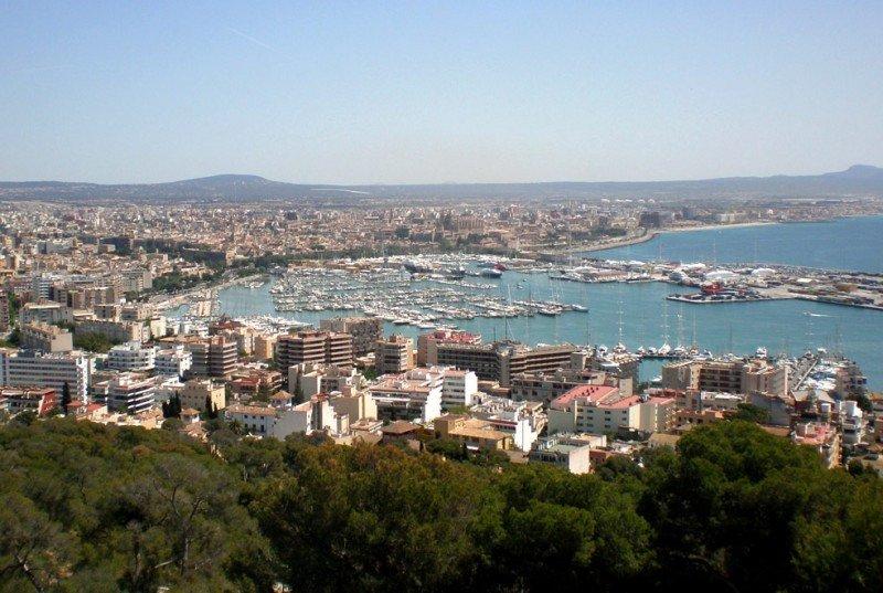Palma Mallorca.
