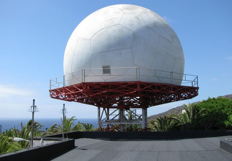 Radar de última generación mejora la gestión del tráfico aéreo en Canarias