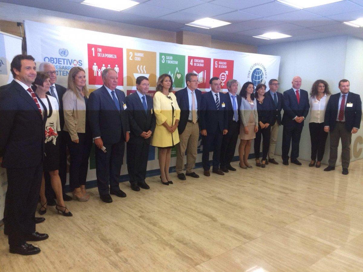 Ayer se presentó el proyecto 'Turismo Responsable, un compromiso de todos'.
