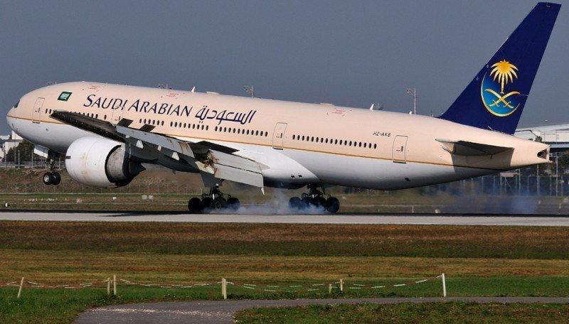 Aislado por amenzas un avión de Saudia en el Aeropuerto de Manila