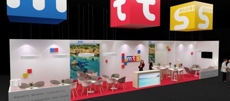 Los destinos españoles son una parte muy importante de la oferta de MTS.