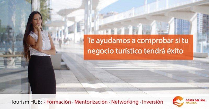 Tourism Hub Málaga, donde el turismo será tu futuro