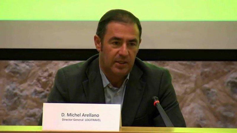 Michel Arellano deja su cargo en Logitravel