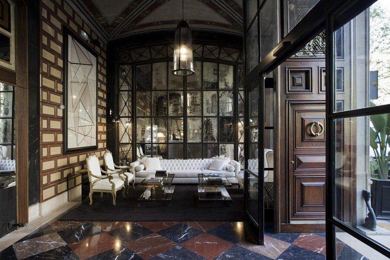El Cotton House Barcelona Autograph Collection, uno de los hoteles que se integran en la nueva empresa.