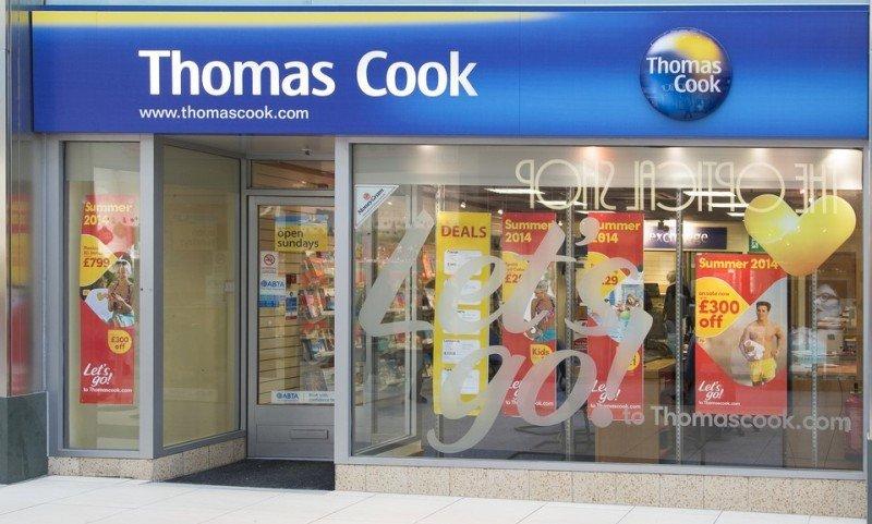 Thomas Cook sufre una caída del 4% en verano por el bajón de Turquía