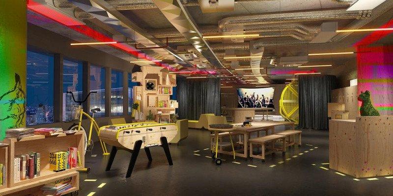 La nueva marca de AccorHotels romper con la distribución vertical clásica de los espacios y de las funciones y reivindica otro más libre y flexible para responder a las expectativas de sus clientes.