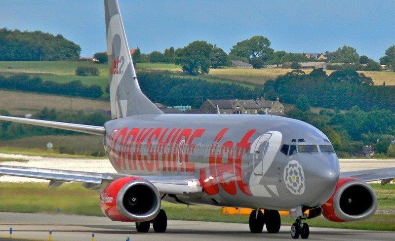 Jet2.com: base en Londres-Stansted con vuelos a 11 aeropuertos españoles