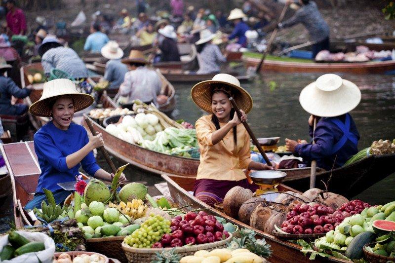 Bangkok es la ciudad más visitada del mundo.