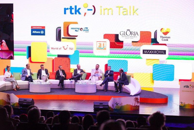 El grupo alemán RTK celebra su convención anual en Tenerife