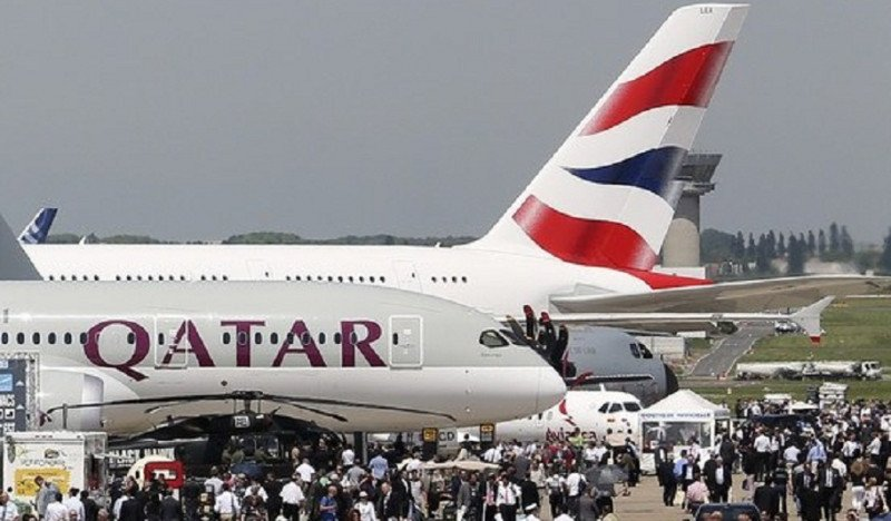 British Airways y Qatar Airways explotarán rutas en conjunto