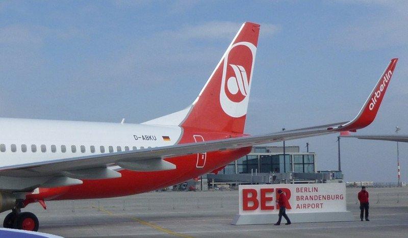 Airberlin alquilará su flota y recortará 1.200 empleos