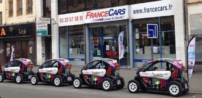 Avis Budget Group se hace con France Cars