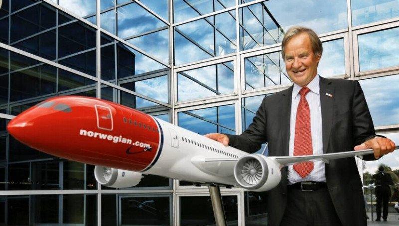 Norwegian estrenó en junio su hub de Barajas.