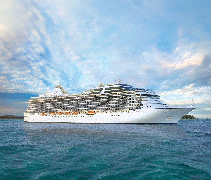 Webinar: Oceania Cruises