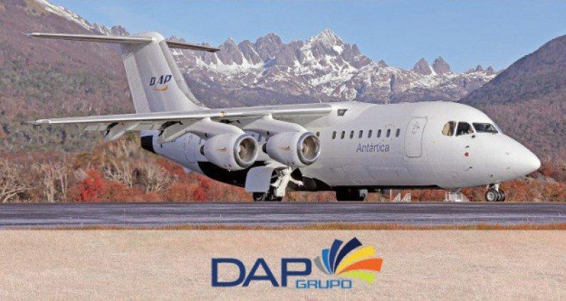 Aerovías DAP conectará el extremo patagónico y analiza ruta en el Norte
